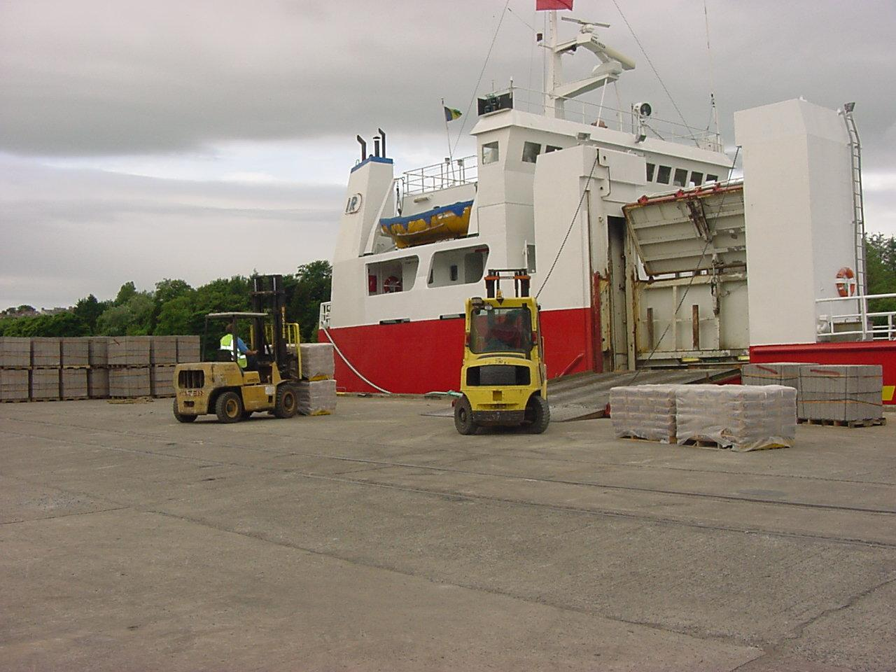 Northern Ireland Commercial Shipping