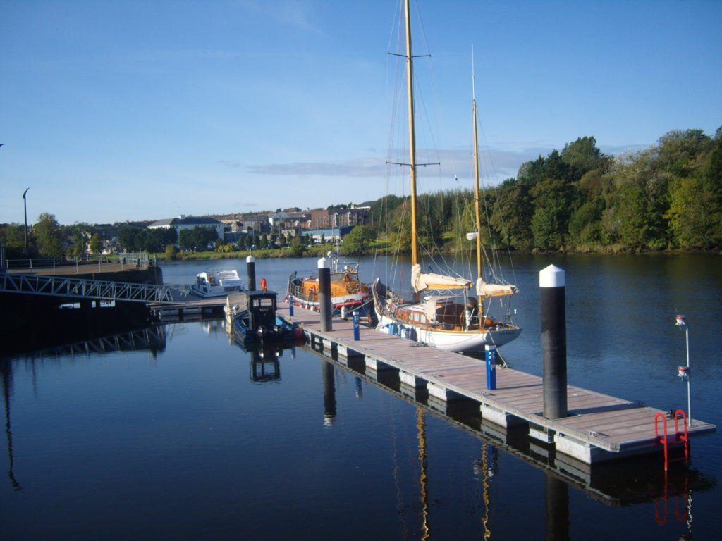 Coleraine Marina, Boat Storage Northern Ireland,, Sailing Yachting Northern Ireland