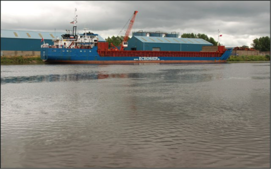 COMMERCIAL PORT NORTHERN IRELAND
